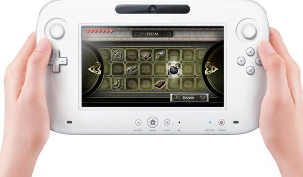 Nuevo Control Wii U