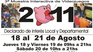 JUEGARTE 2011