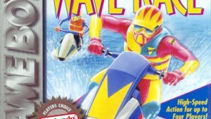 Portada Wave Race para Gameboy