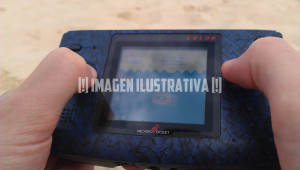 NGPC Marble Blue